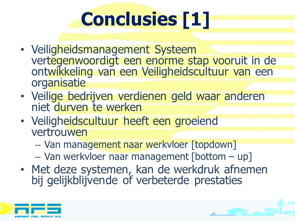 Conclusies [1]